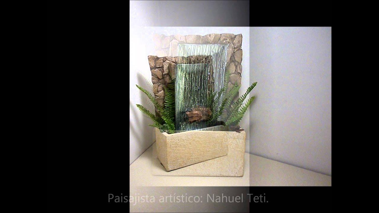 Muro de agua espejado akuel youtube - Muro de agua ...