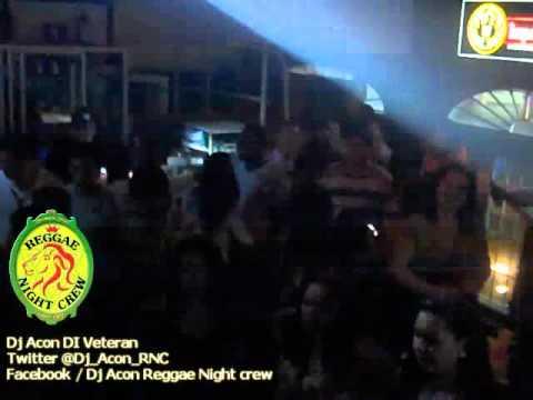 Dj Acon Reggae Night Crew & Alliance Crew 506 San Ramon Costa Rica