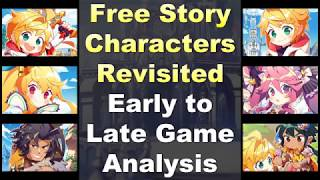 Dragalia Lost - Story Character Analysis: Early to Endgame