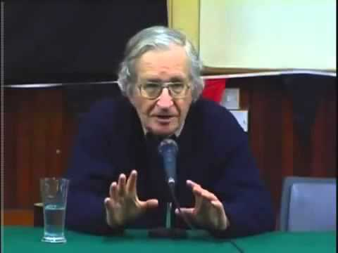 Noam Chomsky  The Spanish Anarchists, Orwell, Catalonia  FUL