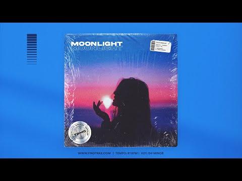 "Trapsoul Type Beat ""Moonlight"" R&BSoul Guitar Instrumental 2019"