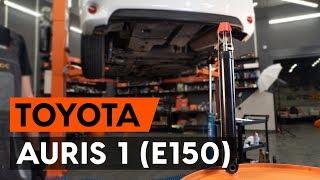 Montering Glødelampe Nummerskiltlys JAGUAR XK 8 Coupe (QEV): gratis video