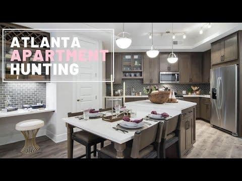 APARTMENT HUNTING   ATLANTA, GA