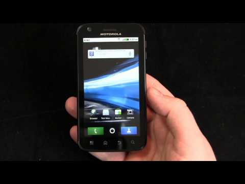 Motorola Atrix 4G Review Part 1