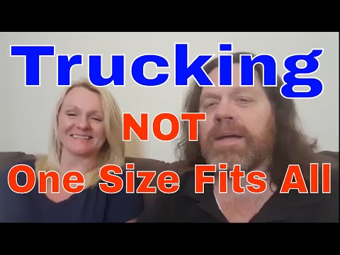 CDL Big Rig Trucking Is Not One Size Fits All | Red Viking Trucker