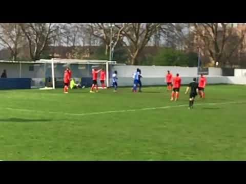 BFC v NUFC   Goal 1 Ben O'Brien