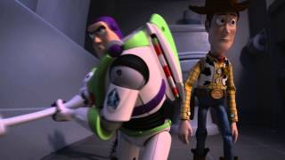 Toy Story : Angoisse au Motel - Extrait inédit - Exclusivité Disney Channel