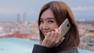 Hands on HTC One M9 and HTC grip
