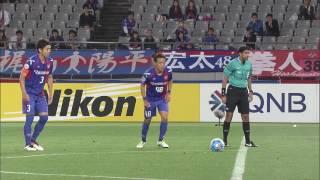 5月17日(火)に行われたACLラウンド16 第1戦 FC東京vs上海上港のハ...