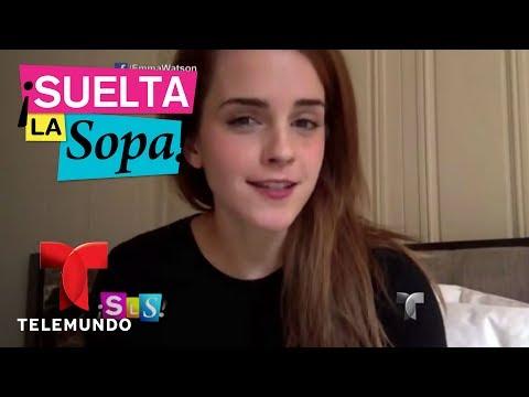 Emma Watson y las Kardashians ponen de moda los vagiciales | Suelta La Sopa | Entretenimiento