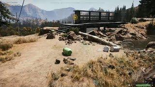 Far Cry 5: (Henbane River) Prepper Stash: Dead Man's Treasure