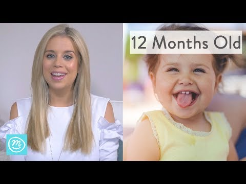 12 Months Old: What to Expect Channel Mum