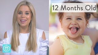 Скачать 12 Months Old What To Expect Channel Mum