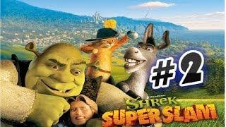 Прохождение игры Shrek Super Slam Часть 2