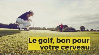 Le golf, bon pour votre cerveau