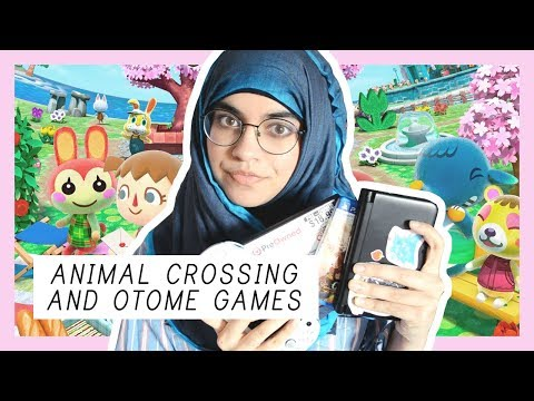Animal Crossing and Otome Games | Video Game Chat