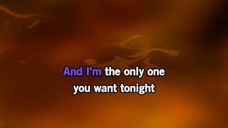 Nashville Change Your MindVideo Karaoke with a colored background 10108086