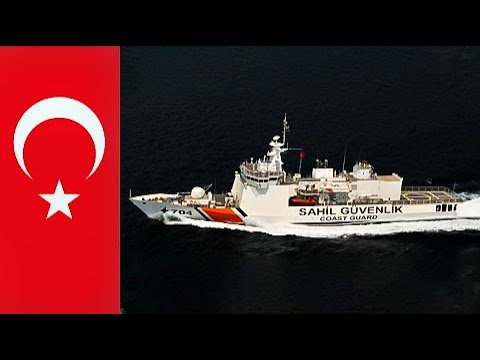TCSG DOST - Turkish Coast Guard Search And Rescue Ship