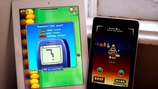 Nimble Quest Gameplay / Review on iPad