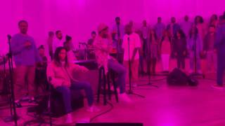 Reborn - Kid Cudi Sunday Service Live feat. Kanye West, 070 Shake, Kids See Ghosts, & Church Chorus