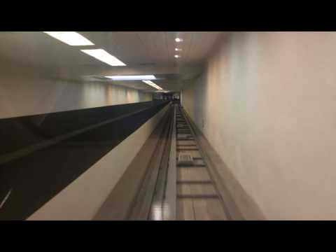 Houston Airport WED people mover