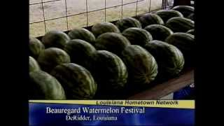 History of Sugartown Watermelons