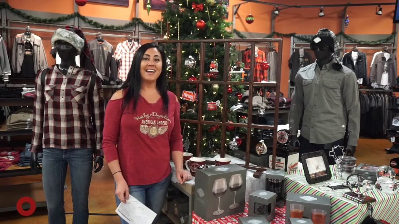 Harley-Davidson Christmas Gifts & Collectibles 2018! - YouTube