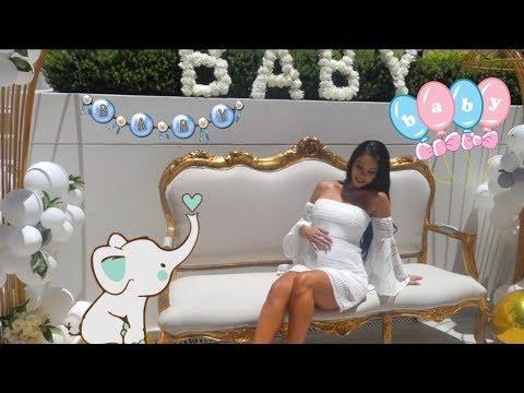 LYDIA'S SURPRISE BABY SHOWER FAIL!!!!