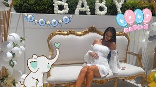 LYDIA'S SURPRISE BABY SHOWER FAIL!!!!