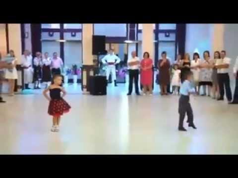 Children dancing Somali Music
