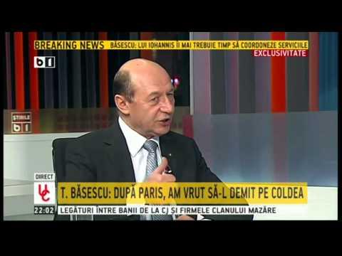 Basescu, despre legile Big Brother