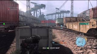 Ghost Recon: Future Soldier Multiplayer Gameplay #6 Harbor New Map 36-13