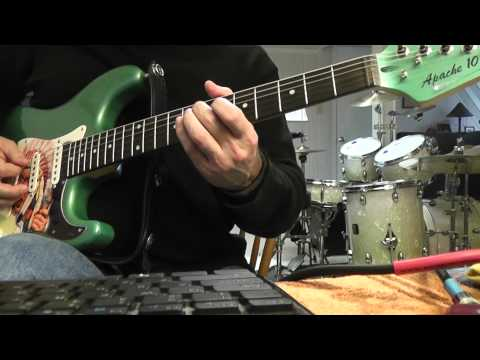 Apache - The Shadows (Hank Marvin)