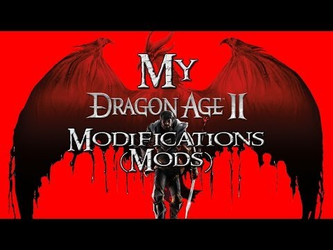 Dank's Mods For Dragon Age 2