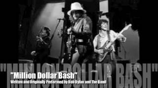 """Million Dollar Bash"" - Bob Dylan and the Band cover"