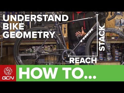 Road Bike Geometry Explained – How To Understand Reach, Stack, Trail & More!