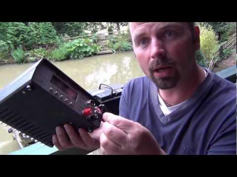 Samus 725MP Electrofishing Part 1 - Set Up