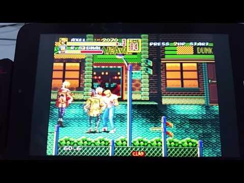 Asus VivoTab Note 8 Emulator Sega Genesis