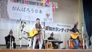 Novita Dewi Marpaung di Jepang - Tor-tor ni Si malungun