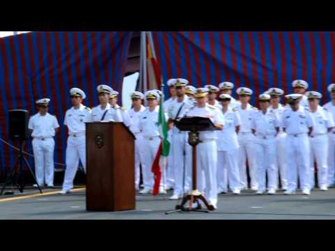 Standing NATO Maritime Group 2 Change of Command