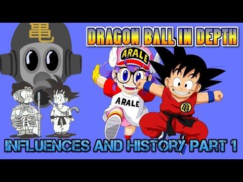 Secrets of Dragon Ball Pt 1; Eastern Culture