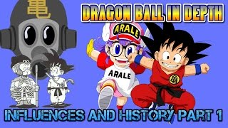 Secrets of Dragon Ball Pt 1; Eastern Culture