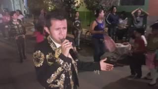 Gustavo Emmanuel y Joaquin Jesus El Charro de Oro en empalme escobedo