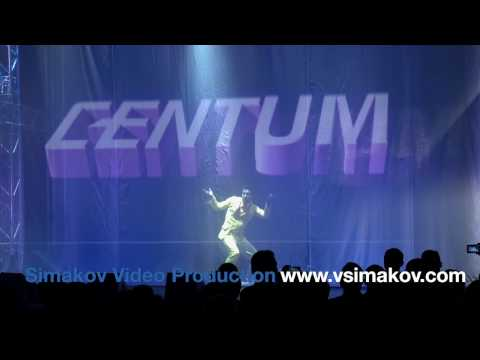 Столетний Юбилей Компании Yokogawa В России - Лазерное Шоу