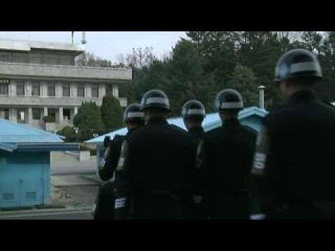 North Korean soldier shot in DMZ while defecting