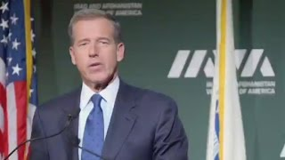 Brian Williams suspended six months without pay