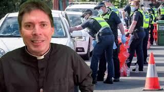 Strictest Lockdown Ever - Fr. Mark Goring, CC