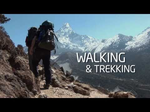 Exodus Travels - Leading the way in adventure travel - 2010 video