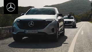 Mercedes-Benz EQC (2019): Road Trip Through Portugal