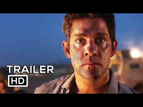TOM CLANCY'S JACK RYAN Official Trailer #2 (2018) John Krasinski, Abbie Cornish Action Series HD